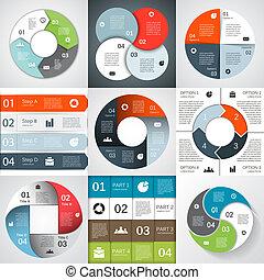 info, grafik, geschaeftswelt, modern, projekt, vektor