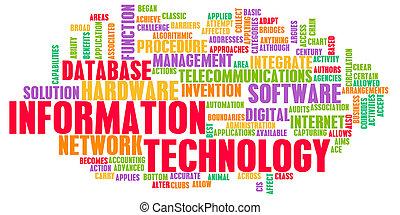 Informationstechnologie.
