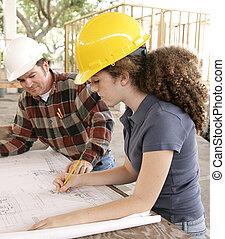 Ingenieur-Studenten-Kennzeichnungen