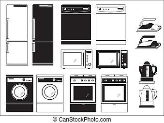 inländisch, appliances.