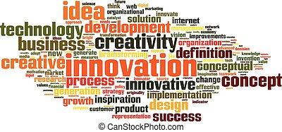 Innovationswortwolke