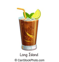 insel, langer, cocktail