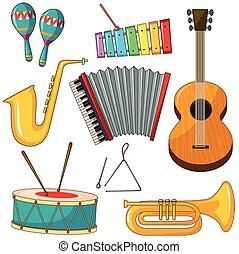 Instrumente.