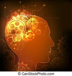 intelligenz, menschliche