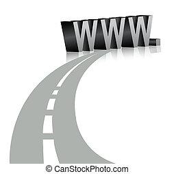 Internet-Symbol www