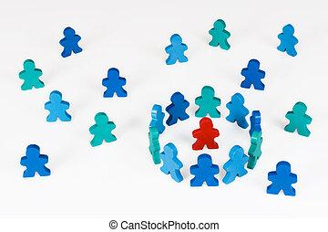 Isolation oder Segregation