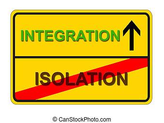 Isolationsintegration
