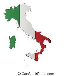 Italien map_2.