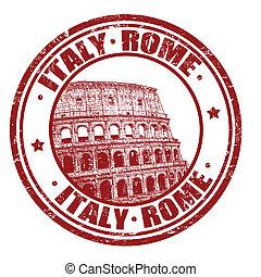 Italien, Rommé