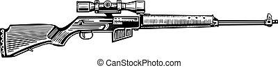 Jagdgewehr