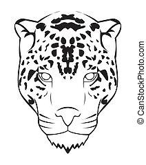Jaguargesicht