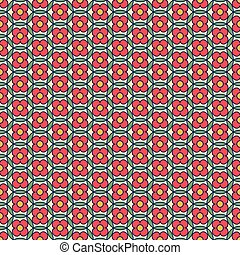 Japanisches Muster.