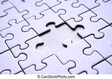 Jigsaw-Muster