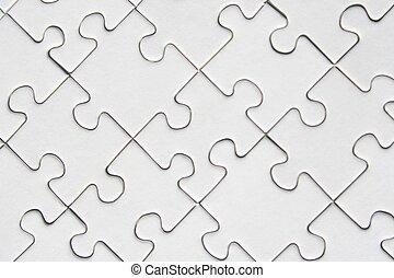 Jigsaw-Muster.