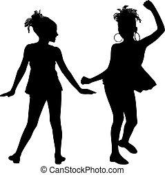 Joy Silhouette-Kinder
