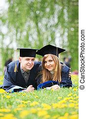 Junge Absolventen