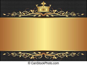 Königlicher Hintergrund