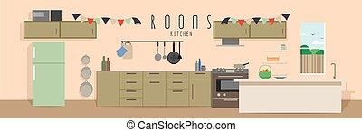 Küche (Rooms)