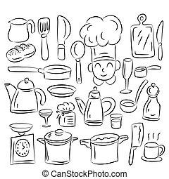 Küche zieht