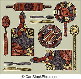 Küchenelemente