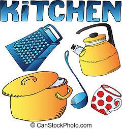Küchengerichtssammlung