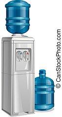 kühltank, ausrüstung