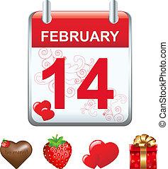 Kalender und Ikonen
