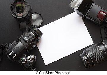Kamera mit Kamera