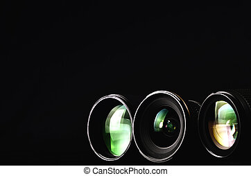 Kameralinsen
