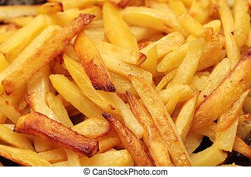 kartoffeln, gebraten
