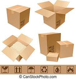 Kartons.