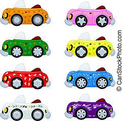 Kartoon-Autos