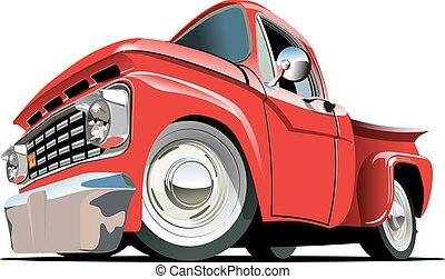 Kartoon Pickup