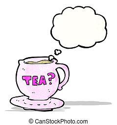 Kartoon-Tee.