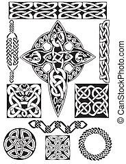 Keltische Kunstkollekte.