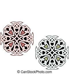 Keltische Zierde