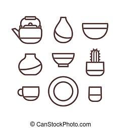 Keramik-Ikonen