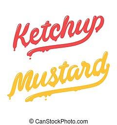 Ketchup und Senfbriefing