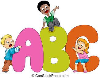 Kinder ABC
