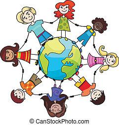 Kinder der Welt