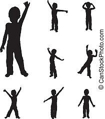 Kinder tanzen