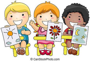 Kinderkunst