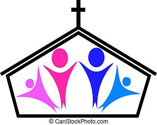 Kirchengläubige