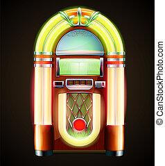 Klassische Jukebox