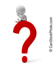 klein, people-question, 3d