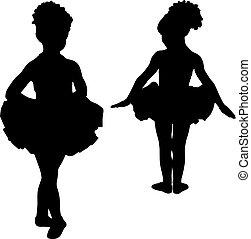 Kleine Ballerinas