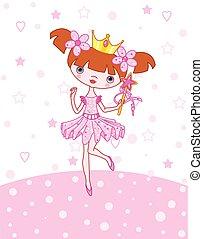 Kleine Prinzessin.
