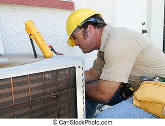 Klimaanlagen-Reparaturmann 4