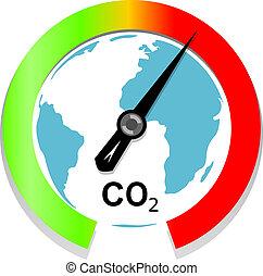 Klimawandel und globale Erwärmung.