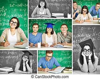 Kluge Schüler